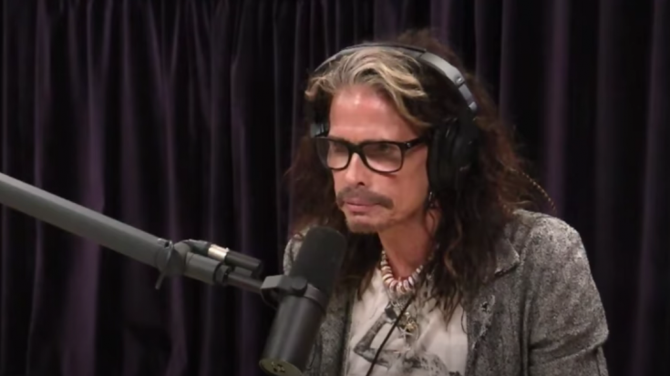 Steven Tyler Talks About Finding Aerosmith's Sound