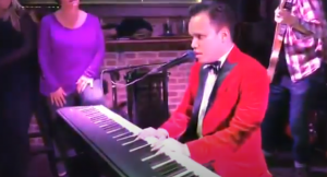 "Blind, Autistic Man Performs ""Somebody To Love"" by Queen"
