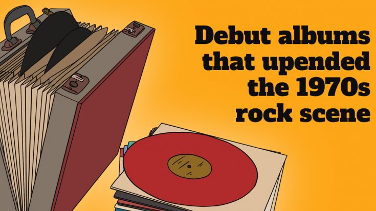 The Top 10 Classic Rock Debut Albums Of The '70s | Society Of Rock Videos