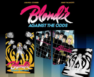 Blondie Set To Release New Graphic Novel