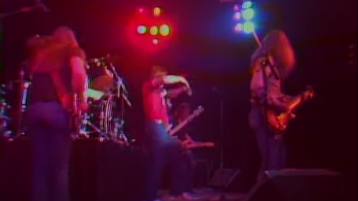 Relive Molly Hatchet's 'Dreams I'll Never See' In 1978 | Society Of Rock Videos