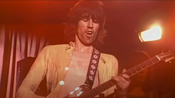 The Rolling Stones Perform 'Brown Sugar' at London's Marquee Club Back in 1971