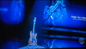 How Rockstars React To The Grammy's Eddie Van Halen 'In Memoriam'