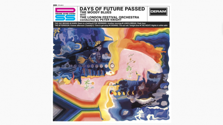Album Review: 3 Songs That Represent 'Days Of Future Passed' By Moody Blues | Society Of Rock Videos