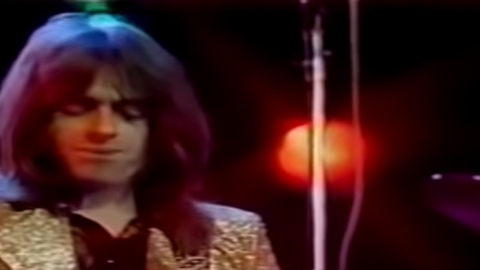 1974 Foghat Performs 'I Just Want to Make Love to You' Live