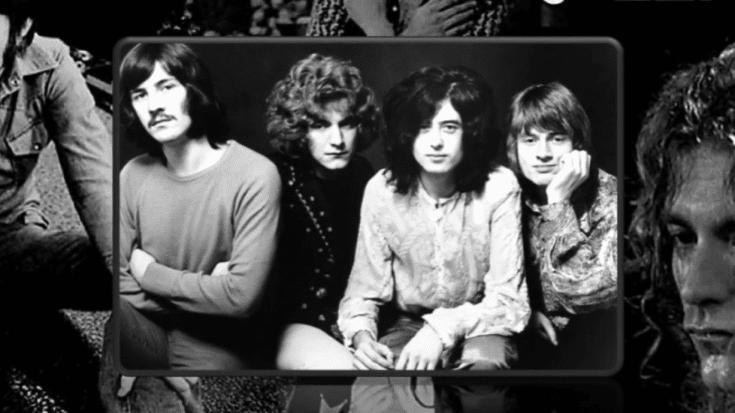 Robert Plant Picks His Favorite John Bonham Drum Section | Society Of Rock Videos
