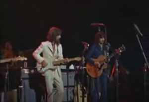 George Harrison & Eric Clapton Perform 'While My Guitar Gently Weeps' Back In 1971