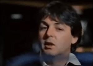 Watch Paul McCartney Cries As He Remembers John Lennon