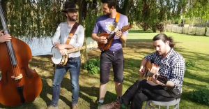 Treat Yourself With A Bluegrass Cover Of 'Wish You Were Here' By Pink Floyd