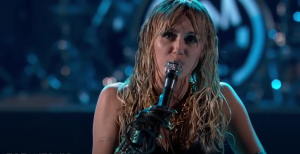 Miley Cyrus Takes Down Pop To Cover Pink Floyd's 'Comfortably Numb'