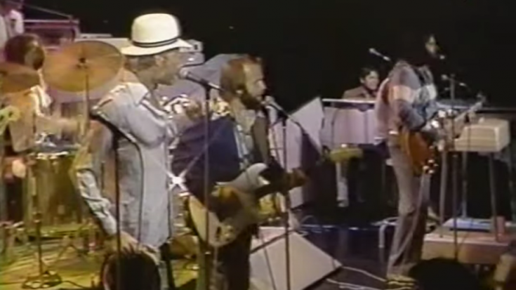 The Beach Boys Take Over Midnight Special With 'Good Vibrations' In 1979 | Society Of Rock Videos