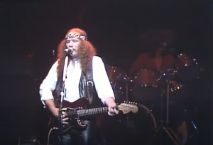 Relive 1978 With The Outlaws' Performance Of 'There Goes Another Love Song' Live