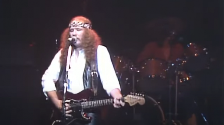 Relive 1978 With The Outlaws' Performance Of 'There Goes Another Love Song' Live | Society Of Rock Videos
