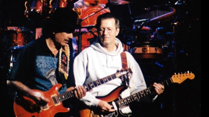 10 Of The Best Eric Clapton Collaborations | Society Of Rock Videos