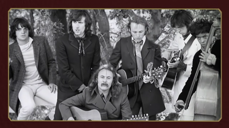 Listen To The Unreleased Song By Crosby, Stills, Nash & Young 'Ivory Tower' | Society Of Rock Videos
