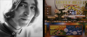 A Long-Lost 1968 John Lennon Footage Used For New Mix Of 'Look At Me'