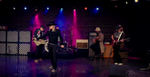 Cheap Trick Performs New Single On The Late Show
