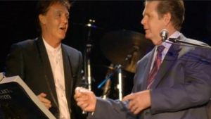 The Rivalry Of Paul McCartney And Brian Wilson