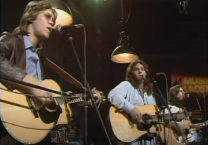 Relive 1975 Through America's Live Performance Of 'Don't' Cross The River'