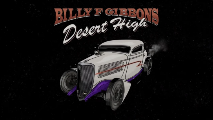 Billy Gibbons Releases New Atmospheric Song 'Desert High' | Society Of Rock Videos