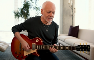 Watch Peter Frampton Cover George Harrison's 'Isn't It A Pity'
