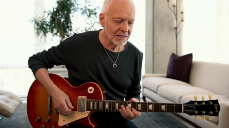 Watch Peter Frampton Cover George Harrison's 'Isn't It A Pity' | Society Of Rock Videos