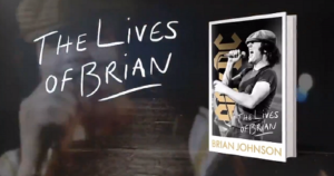 Brian Johnson Announces New Memoir 'The Lives Of Brian'