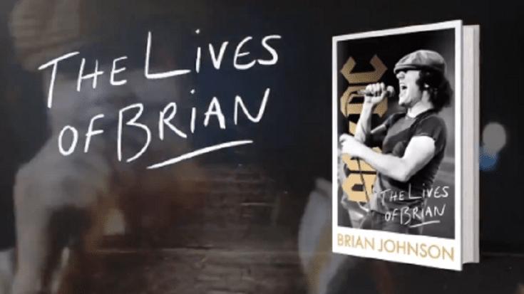Brian Johnson Announces New Memoir 'The Lives Of Brian' | Society Of Rock Videos