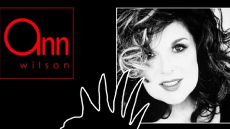 Ann Wilson Releases New Single 'Black Wing' | Society Of Rock Videos