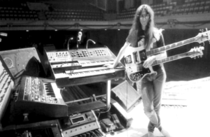 Listen To Geddy Lee's Legendary Isolated Vocals On 'Closer To The Heart'