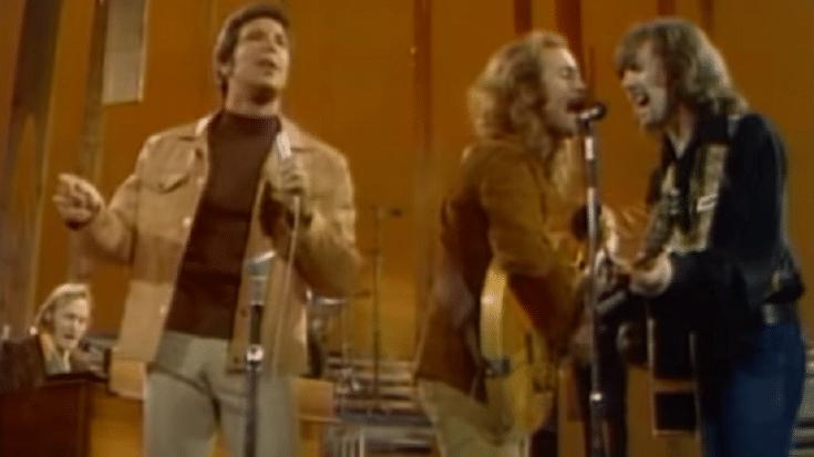Relive Tom Jones & Crosby, Stills, Nash & Young Perform 'Long Time Gone' Live