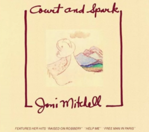 Marvel At Joni Mitchell's Isolated Vocal Track For 'Court And Spark'