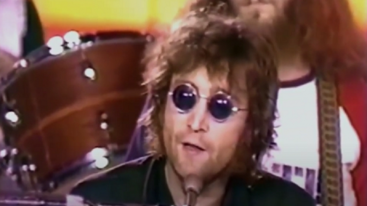 The Story Of John Lennon's Favorite Rock n' Roll Song | Society Of Rock Videos