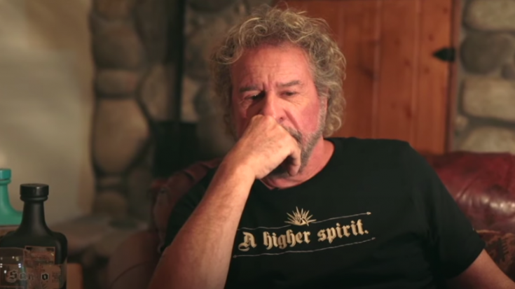 Sammy Hagar Recalls The Moment He Learned That Eddie Van Halen Had Died | Society Of Rock Videos