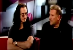 The Story Of Rush Meeting Led Zeppelin For The First time