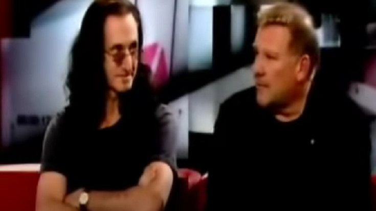 The Story Of Rush Meeting Led Zeppelin For The First time | Society Of Rock Videos