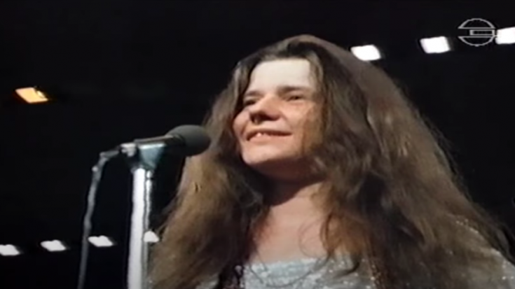 Watch Janis Joplin Back In Her 1969 Performance For 'Try' | Society Of Rock Videos