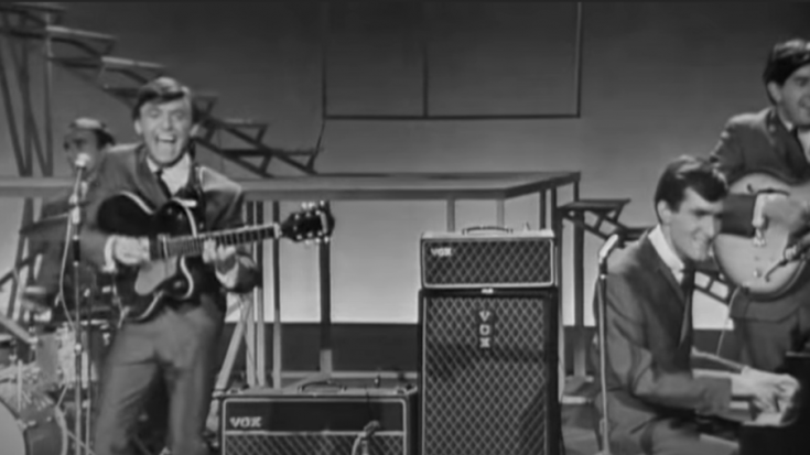 """Watch Gerry and the Pacemakers' """"I Like It"""" Live In 1964   Society Of Rock Videos"""