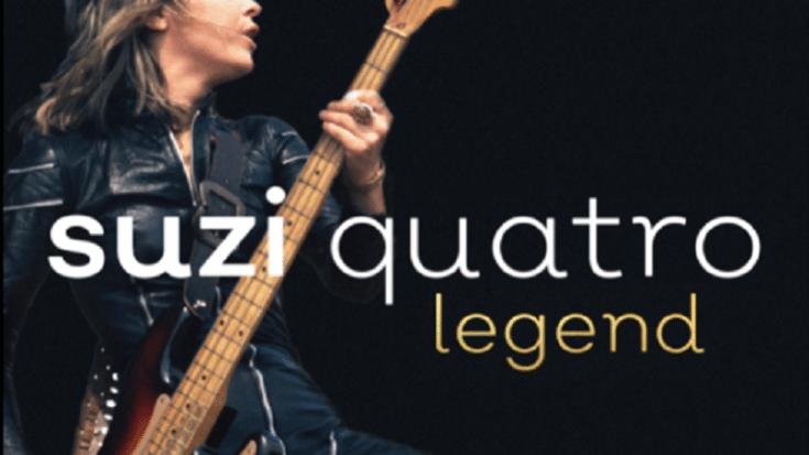 The Queen Of Noise: 5 Best Suzi Quatro Tracks   Society Of Rock Videos