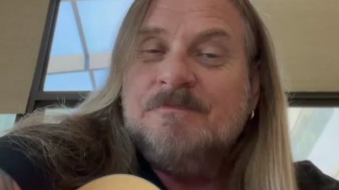 Johnny Van Zant Contracts COVID- Updates Followers With Message | Society Of Rock Videos