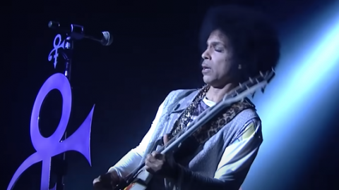 Footage Of Prince's Last European Tour Unearthed | Society Of Rock Videos