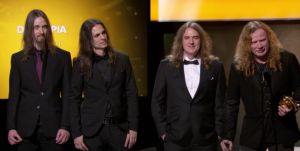 Megadeth Has Issued Statement Regarding Bassist David Ellefson