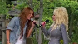 Miley Did Great But Dolly Parton's Singing Is Simply Extraordinary | Society Of Rock Videos