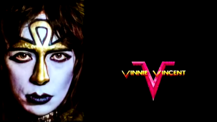 Vinnie Vincent Says He'll Release Solo Music After Three Decades | Society Of Rock Videos
