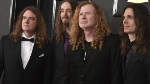 Megadeth Part Ways With Bassist David Ellefson After Scandal Reveal