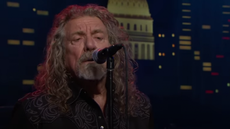 Robert Plant Will Only Release Unheard Music After His Death | Society Of Rock Videos
