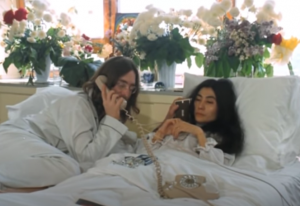 John Lennon And Yoko Ono Documentary '24 Hours…' Released After 50 Years