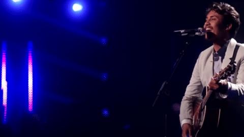 American Idol Contestant Arthur Gunn Dedicates 'Simple Man' Performance For Mom   Society Of Rock Videos