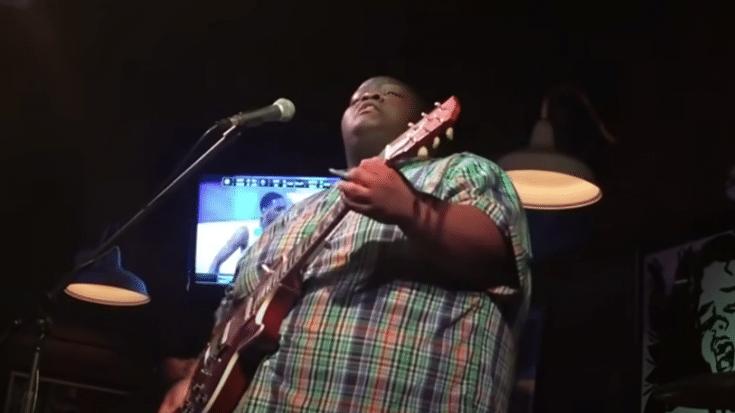 You Gotta See Kingfish Ingram's Cover Of 'Hey Joe' | Society Of Rock Videos