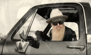 At 71, Billy Gibbons Release New Solo 'My Lucky Card'